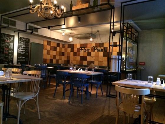 Ресторан The Five Points - фотография 18 - Интересное место )