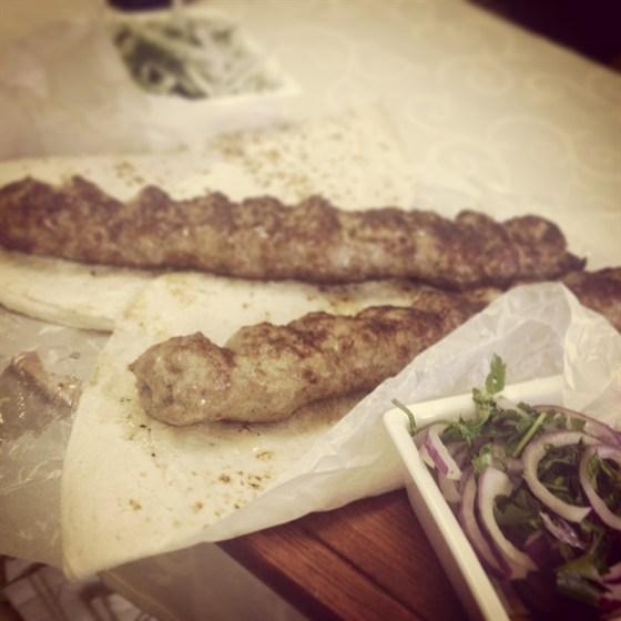 Ресторан Фаэтон - фотография 11 - Баранина телятина