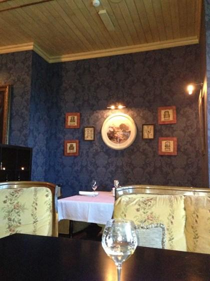 Ресторан Акварели - фотография 1