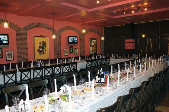 Ресторан Kroft - фотография 4