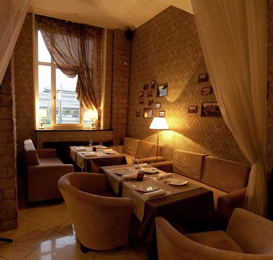 Ресторан Satori - фотография 2