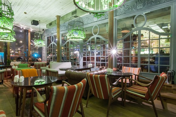 Ресторан Тапчан - фотография 5 - новый дизайн