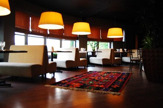 Ресторан Золотой барашек - фотография 11