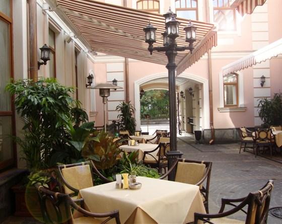 Ресторан Альков - фотография 3