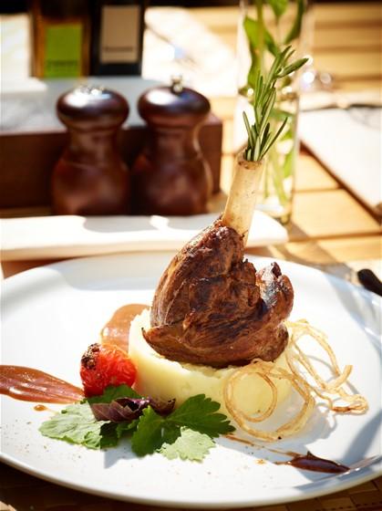 Ресторан Кипарис - фотография 6