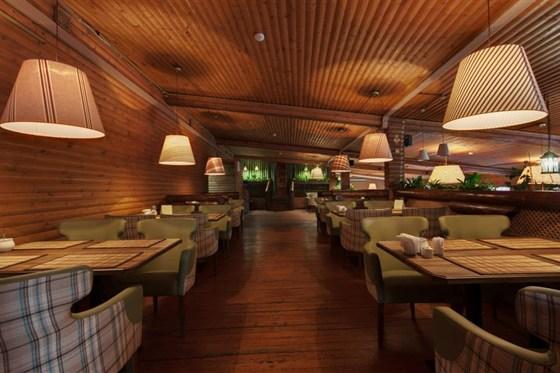 Ресторан Шале - фотография 2