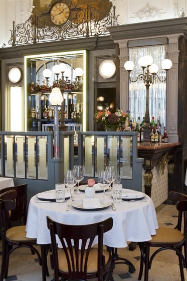 Ресторан Brasserie Мост - фотография 37