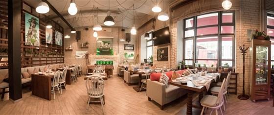 Ресторан I Want Cafe - фотография 2 - Обеденный зал I WANT cafe