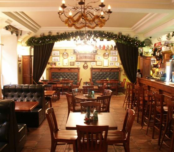 Ресторан Зеленый король - фотография 1