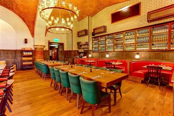 Ресторан Jamie's Italian - фотография 6