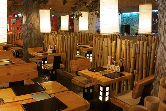 Ресторан Тануки - фотография 1