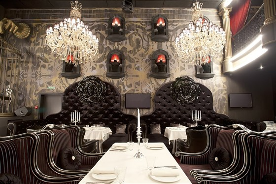 Ресторан Lucianno - фотография 5