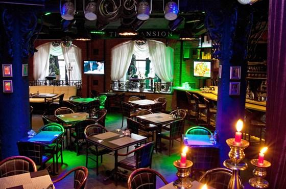 Ресторан Mansion - фотография 8