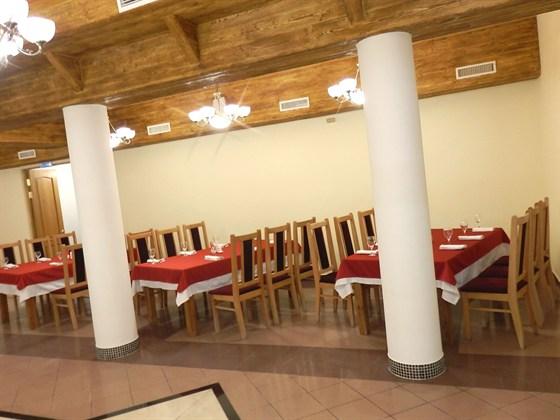 Ресторан Ламазо - фотография 2 - Главный зал