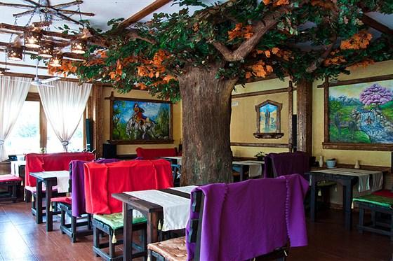 Ресторан Хамса - фотография 20