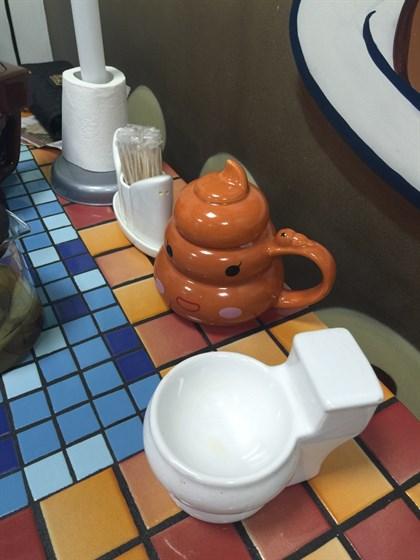 Ресторан Crazy Toilet - фотография 2