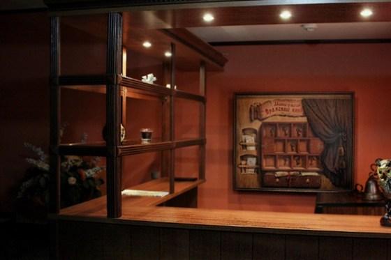 Ресторан Пражский клуб - фотография 3 - Мини-отель Пражского клуба всегда рад приветствовать Вас!