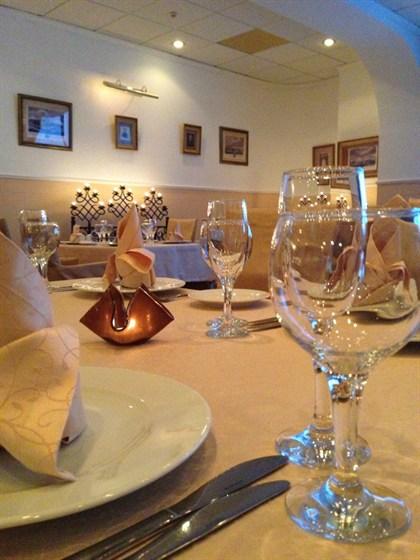 Ресторан Вдохновение - фотография 1 - Зал a la carte - режим работы с 12.00 до 24.00
