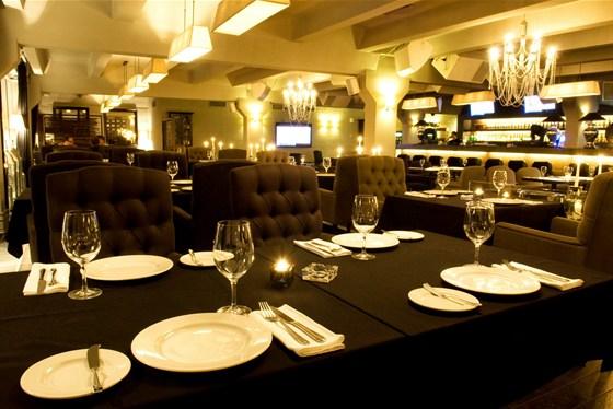 Ресторан Royal Bar - фотография 11 - Основной зал