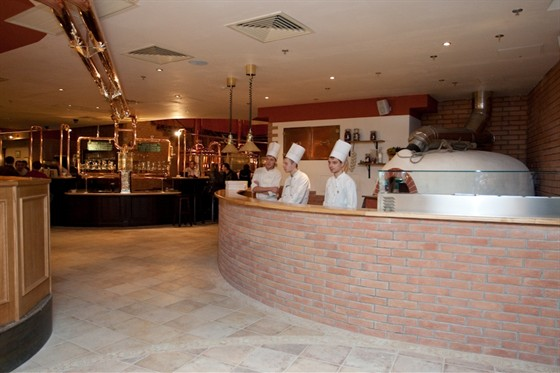 Ресторан Maximilian - фотография 10 - 1-й этаж. Пекарня.