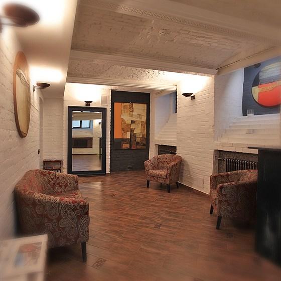 Ресторан Whisky Rooms - фотография 15 - холл