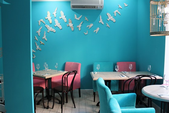 Ресторан Голубка - фотография 10
