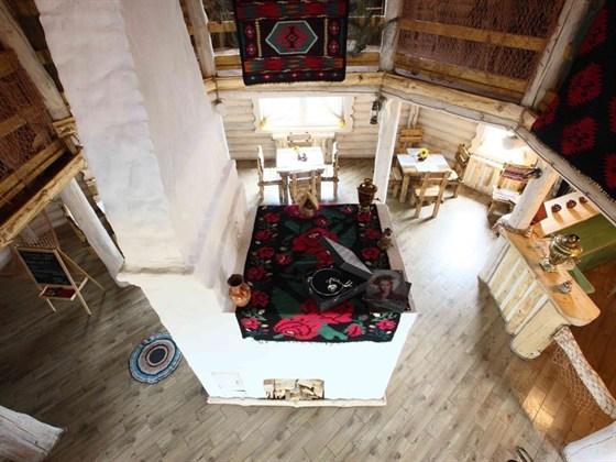 Ресторан Трапезная - фотография 1 - 1 этаж