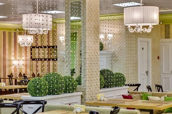 Ресторан Подполиум  - фотография 9 - Зал Кафе, 3-й этаж