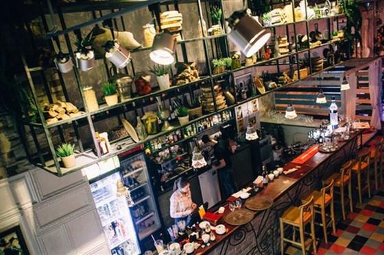 Ресторан Оливас - фотография 5