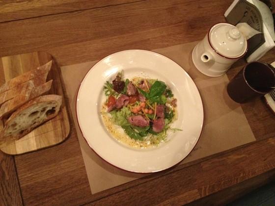 Ресторан Amici - фотография 25 - кухня THE BEST!!!