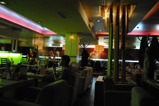 Ресторан Море суши - фотография 7 - Уютный японский ресторан.
