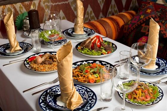 Ресторан Байхан - фотография 9
