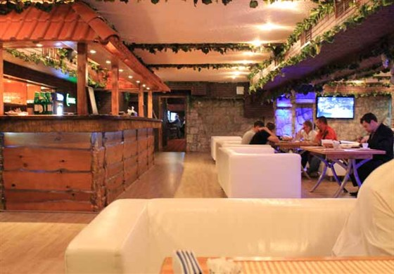 Ресторан Дариали - фотография 2