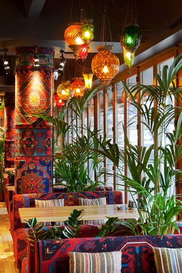 Ресторан Тапчан - фотография 8