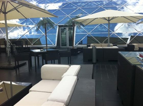 Ресторан O2 Lounge - фотография 11