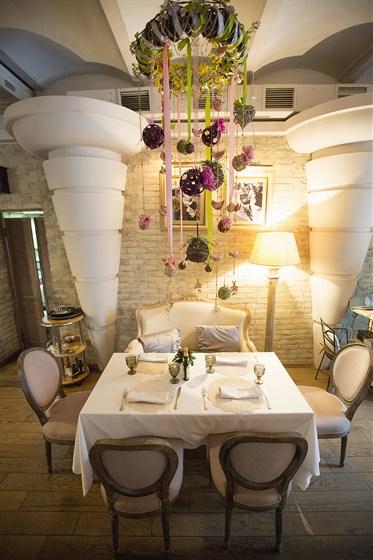 Ресторан Sorbetto - фотография 33 - Зал пиццерия.