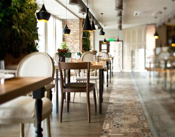 Ресторан Extra Virgin - фотография 2