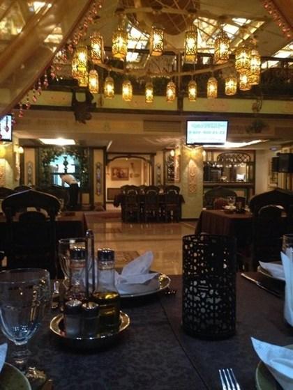 Ресторан Султанат - фотография 8