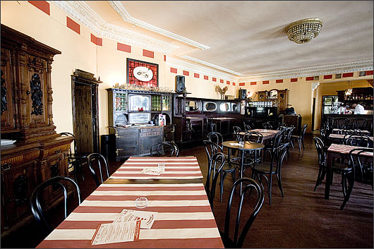 Ресторан Маяк - фотография 11