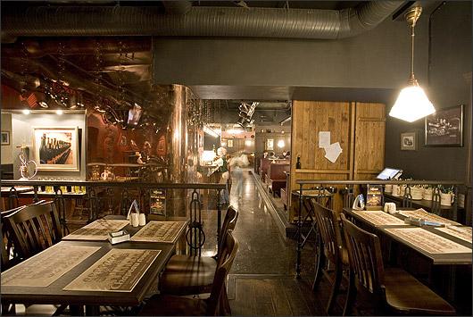 Ресторан Баррандов - фотография 6