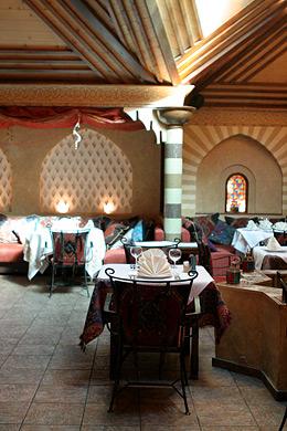 Ресторан Касбар - фотография 9
