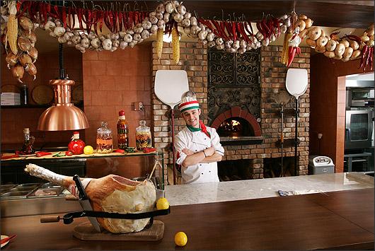 Ресторан Лимончино - фотография 1