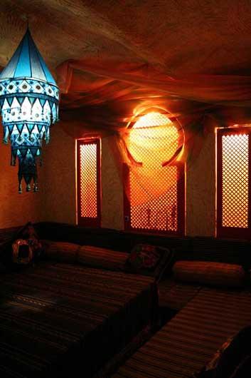 Ресторан Бумажная луна - фотография 8