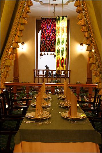 Ресторан Сандык - фотография 11