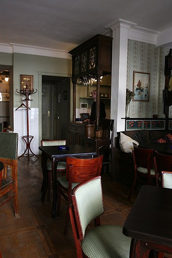 Ресторан Квартира 44 - фотография 5