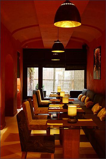 Ресторан Манго - фотография 3
