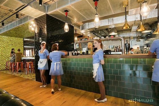 Ресторан Альбатрос - фотография 26