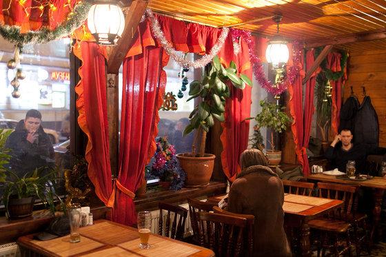 Ресторан Чебуречная - фотография 7