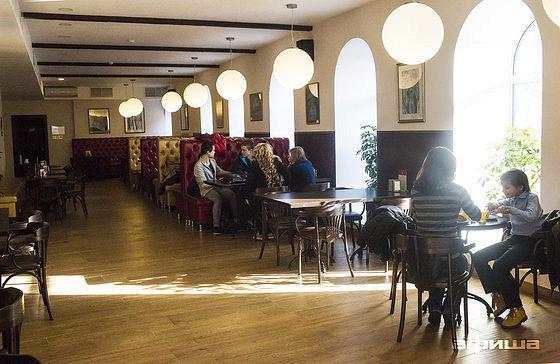 Ресторан Штрогель - фотография 9
