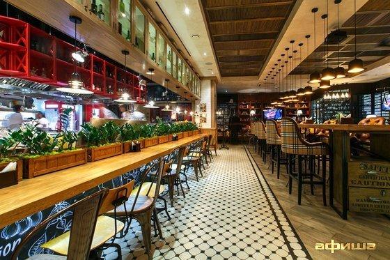 Ресторан Кембридж - фотография 1
